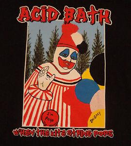 ACID BATH - When The Kite String Pops - Long Sleeve Shirt - Official