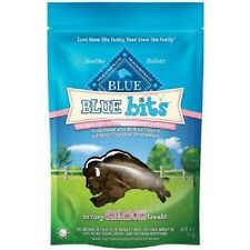 Blue Buffalo Salmon BitsTreats Puppy Dog Training Natural Healthy Made in USA