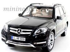 MAISTO 36200 MERCEDES BENZ GLK CLASS SUV 1/18 DIECAST BLACK