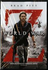 WORLD WAR Z - DVD NUOVO