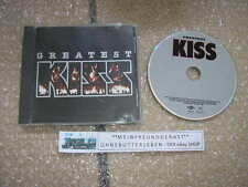 CD Metal Kiss - Greatest (20 Song) MERCURY