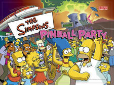 Pinball Update - Simpson Party stern - Mise à Jour Flipper