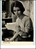 Starfoto Porträt Kino Fernsehen Cinema Film Schauspielerin 1965 Genevieve PAGE