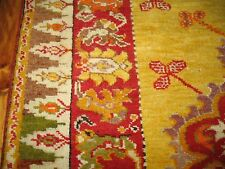 Antique Turkish Oushak Ushak Melas Rug 3'3''x4'8''