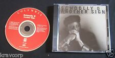 SCHOOLLY D 'ANOTHER SIGN' 1993 PROMO CD SINGLE