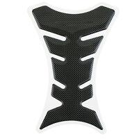 Motorcycle Honda CBR 600 1000 Carbon Fiber Tank Pad Tankpad Protector Sticker V9