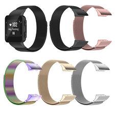Milanese Strap Watch Band for Garmin Forerunner 35/35J/30/ ForeAthlete 35J Watch