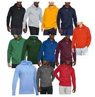 2019 Under Armour UA Mens Rival Fleece 2.0 Hoodie 2019 - Choose Size & Color