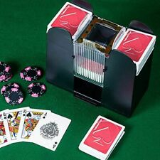 Automatic Card Shuffler Electric Six Decks Electric Shuffle Standard Playing