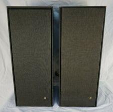 Vintage Bang & Olufsen B&O Beovox 2600 HT2600 Type 6224 Speakers