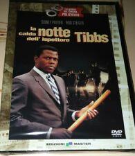 LA CALDA NOTTE DELL'ISPETTORE TIBBS - ED.Master DVD Nuovo sigillato