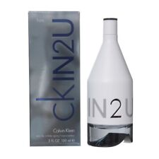 Calvin Klein IN2U Him 150ml EDT - NEW & BOXED - FREE P&P - UK