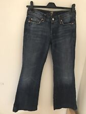 7 For All Mankind Flared Jeans 26
