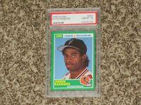 Deion Sanders 1989 Score Rookie Card #246 Hall of Fame HOF RC PSA 8 NM-Mint
