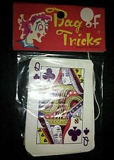 Vintage Bag of Tricks Mint in Bag  -  Made in Taiwan
