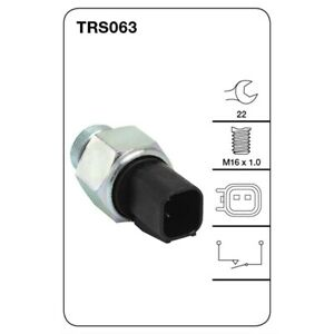Tridon Reverse Light switch TRS063 fits Ford Focus 2.0 (LS,LT), 2.0 (LT), 2.0...