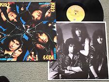 KISS - CRAZY NIGHTS - VERTIGO VERH49 - A1/B1  LP