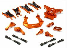 Integy Billet Machined Suspension Kit for Traxxas 1/10 Nitro Slash 2WD Orange