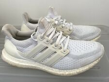 ADIDAS Ultraboost Ultra Boost 2.0 White Sneakers US 9 #16932