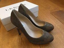 L.K. Bennett Court High (3 to 4 1/4) Heel Height Heels for Women