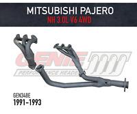 GENIE Headers / Extractors to suit Mitsubishi Pajero NH (1991-1993)