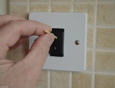 Switch guard, switch lock stops switches being accidentally turned off, 4 pack