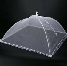 4 Pack Large and Tall Pop-Up Mesh Food Covers Tent Umbrella for Outdoors Picnic