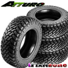 4 Atturo Trail Blade M/T 285/75R16 126/123Q Mud Tires Load E LT 285/75/16 New