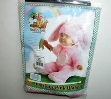NWT NEW Halloween Costume Precious Pink Rabbit 12-18 mo Infant Wabbit Carrot