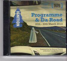 (FR838) Ignition, On Da Road 20th-30th March 2013 - sealed CD