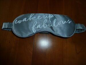 NEW Product Rodan + and Fields Wake Up Fabulous Sleep Mask 46% Silk / 54% Cotton