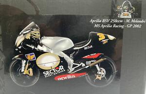 Aprilia RSV 250ccm MS Aprilia Racing-World Champion GP 1:12 MINICHAMPS 122020003