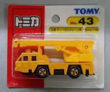 【From JAPAN】Unopened TOMY JAPAN Tomica #43 NISSAN DIESEL CRANE TRUCK