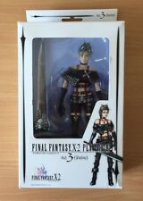 Final Fantasy X-2 Play Arts 2003 Paine Figure *Boxed & Sealed* - UK Seller