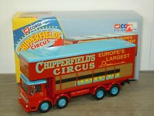 AEC Pole Truck Chipperfields Circus - Corgi 97896 in Box *44246