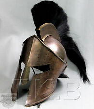 300 Helmet Medieval Armour Greek Spartan Without Stand Collectible Replica