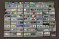 WHOLESALE LOT of 80 Nintendo Super Famicom Games SFC SNES Japan Import LOT #2