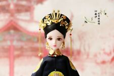 "1/6 Scale Chinese Qing Dynasty Princess KURHN Doll Traditional Outfit 12"" Toy"