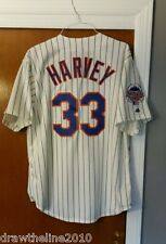 Matt Harvey NY New York Mets Majestic Home jersey 2013 All-Star Game patch 2XL