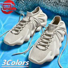 Summer Breathable Men's Fashion Running Shoes  Casual  Non-slip Sneakers Tennis