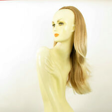 DT Half wig HairPiece extensions clear light copper blond blond 24.4  :13/27t613