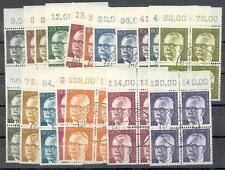 BERLIN 1970 359-433ex OR VB LUXUS gest(17241b