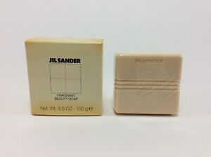 JIL SANDER Bath & Beauty Fragrant Beauty Soap 100 g. vintage Seife