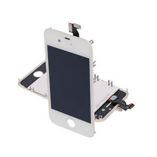 Housing LCD Touch Digitizer Screen Assembly Replacement for iphone 4S White A++
