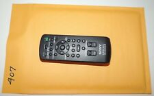 SONY RM-AMU009 REMOTE CONTROL CMT-BX20I CMT-BX50BTi HCD-BX20i AUDIO OEM