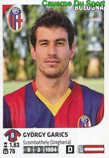 036 GYORGY GARICS AUSTRIA BOLOGNA.FC STICKER CALCIATORI 2012 PANINI