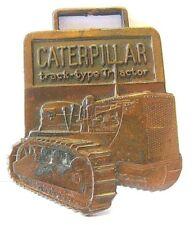 Caterpillar D7 Crawler Tractor Pocket Watch Fob FOLEY MACHINERY CO construction