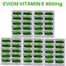 400mg Vitamin E Softgel Capsules By Merck For Skin Hair Face Antioxidant