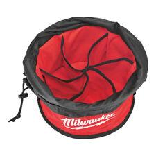 MILWAUKEE 48-22-8170 PARACHUTE ORGANISER BAG SMALL PARTS & TOOL BAG 9 POCKET NEW