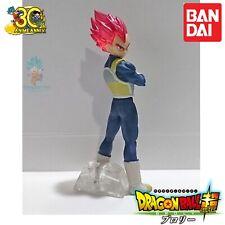 Gashapon Dragon Ball Super BROLY MOVIE HG SERIES VOL.1 VEGETA SS GOD RED BANDAI